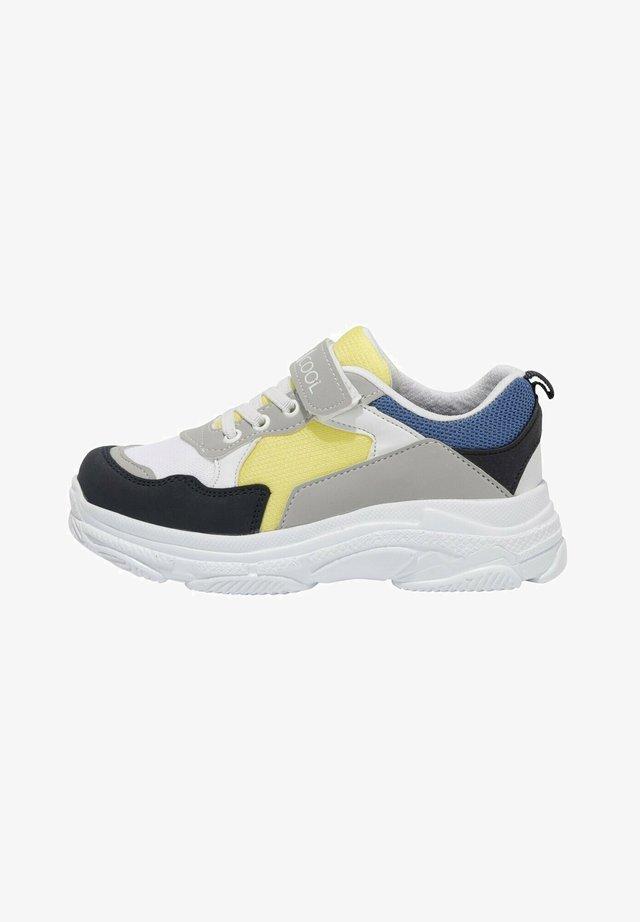 PRESCHOOL TOMY - Sneakers laag - l grey