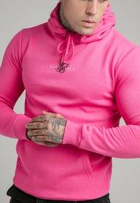SIKSILK - CORE HOOD - Sweatshirt - pink - 4