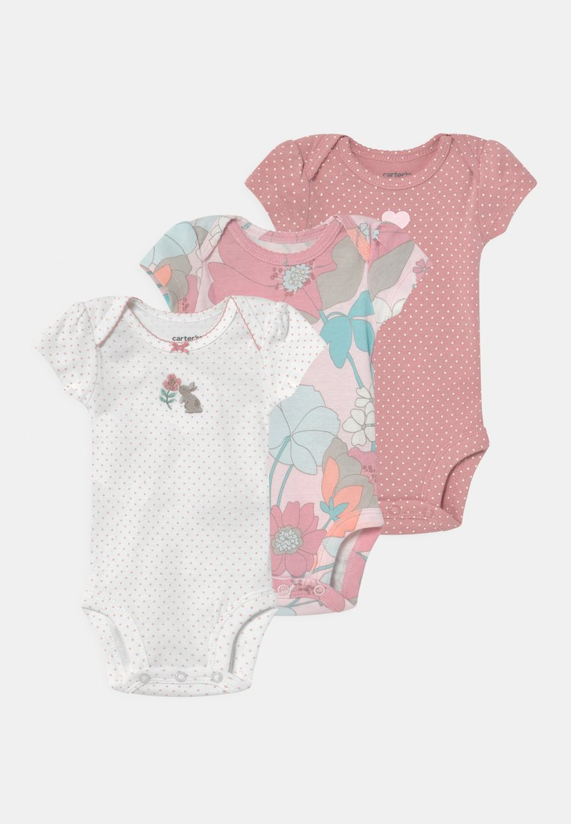 Carter's - 3 PACK - Body - pink