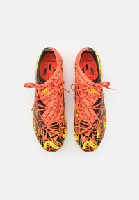 adidas Performance - NEMEZIZ MESSI .1 FG - Moulded stud football boots - solar red/solar yellow/core black - 3