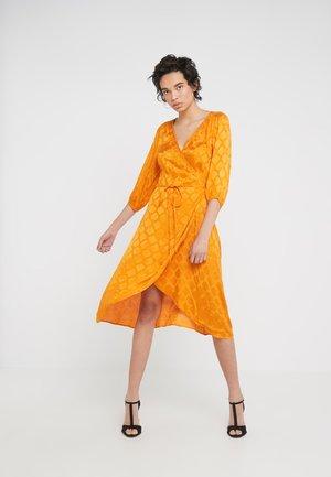 WIONA DRESS - Cocktail dress / Party dress - tumeric