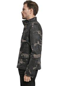 Brandit - BRITANNIA  - Outdoor jacket - darkcamo - 2