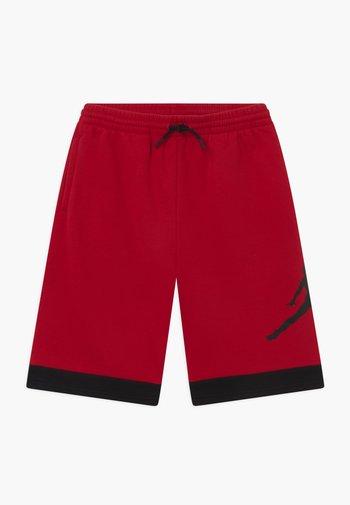 JUMPMAN AIR - Sports shorts - black/gym red