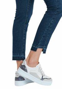 Marc Cain - Slim fit jeans - stoned blue - 1