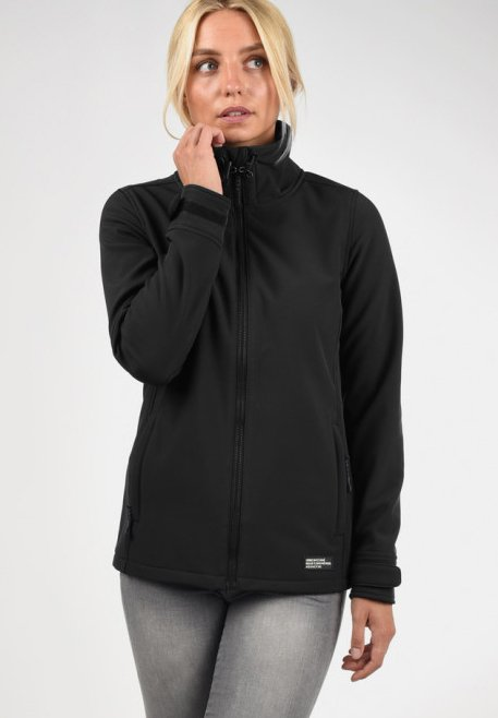 SELINA - Outdoor jacket - black