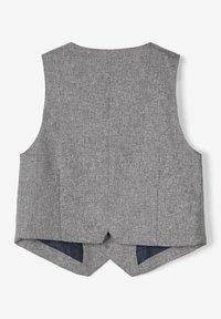 Name it - Gilet elegante - grey melange - 1