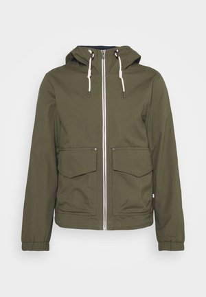 SLHBAKER - Summer jacket - dusty olive