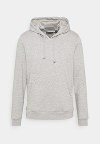 Brave Soul - CLARENCE - Sweatshirt - light grey marl - 4