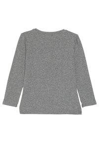 Name it - NMF DISNEY FROZEN ELSA - Langarmshirt - grey melange - 1