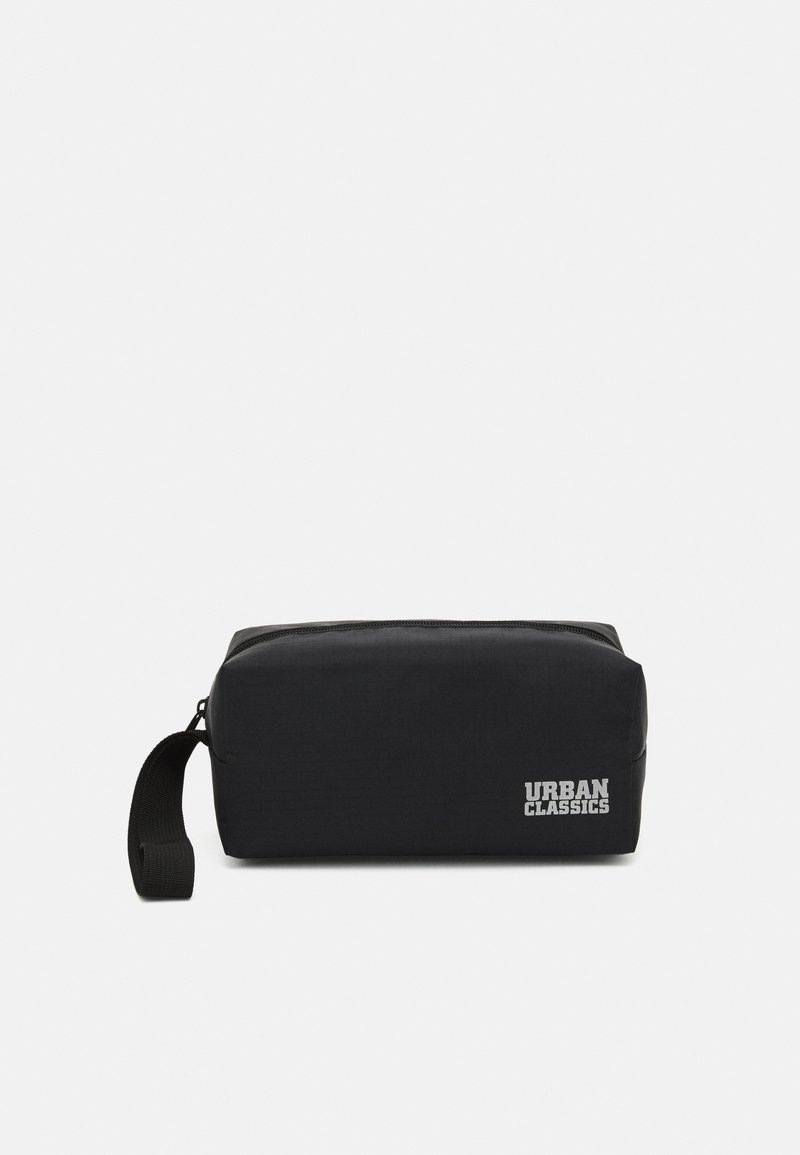 Urban Classics - COSMETIC BAG - Travel accessory - black