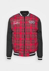 BASEBALL JACKET - Bomber Jacket - red