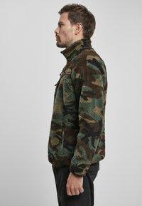 Brandit - Fleece jumper - woodland - 2