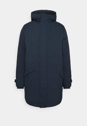 MENS JACKET - Down coat - blue black
