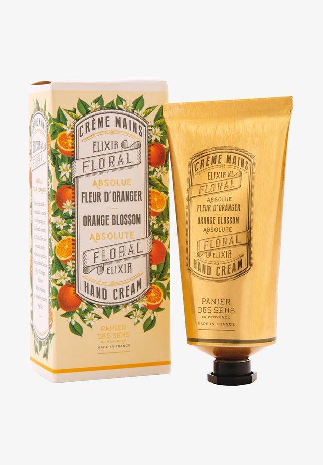 EXTRA REICHHALTIGE HANDCREME ORANGENBLÜTE 75 ML - Hand cream - -