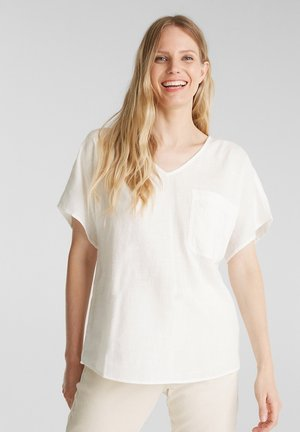 FASHION  - Blouse - off white