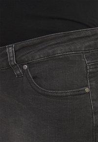 Forever Fit - Mini skirt - washed black - 2