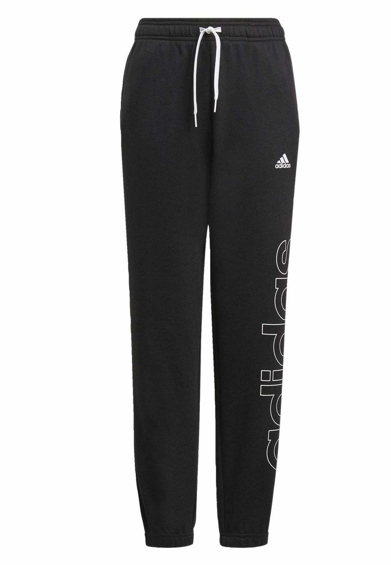 adidas Performance - Trousers - black