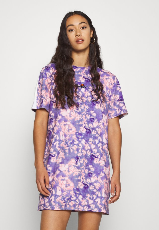 ABRILLA - Jersey dress - purple
