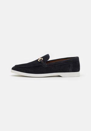 STREAM TRIM LOAFER - Boat shoes - navy