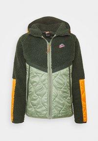 Nike Sportswear - WINTER - Winter jacket - vintage green/spiral sage/kumquat - 5