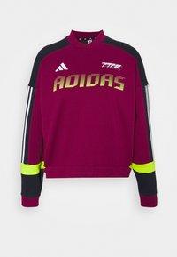 adidas Performance - URBAN CREW - Sweatshirt - berry - 4