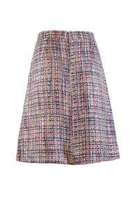 Aline Celi - GABRIELLE - A-line skirt - red/blue/white - 5