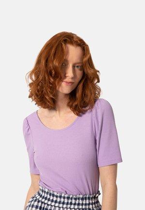 CATALINE - Basic T-shirt - lilac