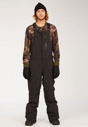 ADVENTURE DIVISION COLLECTION - Snow pants - black