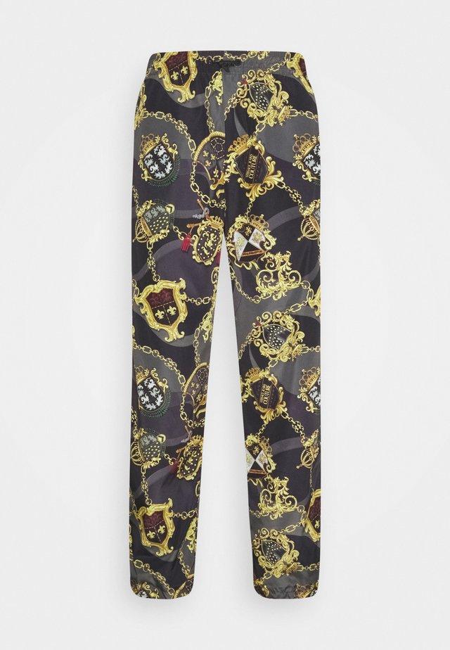 MAN TROUSER - Pantalon de survêtement - nero
