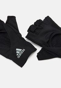 adidas Performance - GLOVE - Mitaines - black - 2