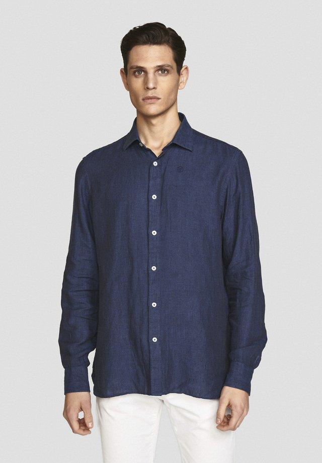 PURE - Shirt - navy blue