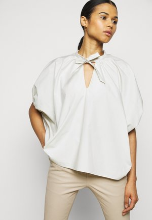 RAY THINKTWICE - Blouse - silver birch