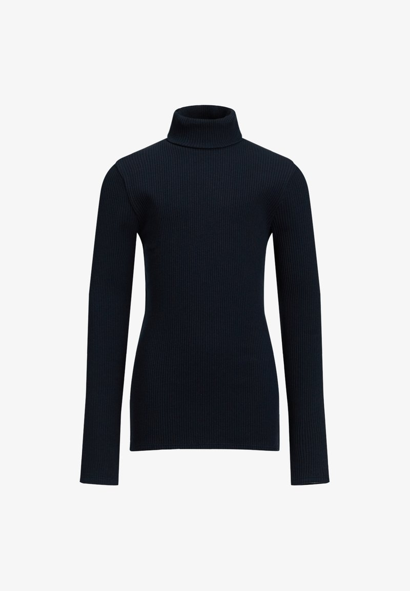 WE Fashion - Strikpullover /Striktrøjer - dark blue