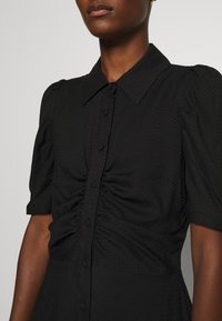 Pieszak - VENICE DRESS - Shirt dress - black - 4