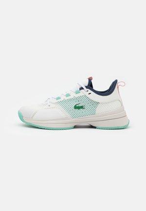 Multicourt tennis shoes - offwhite/light blue