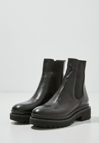 Inuovo - Classic ankle boots - black blk - 6