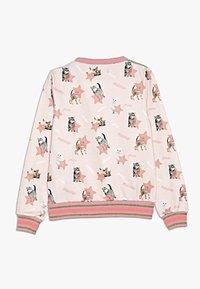 Lemon Beret - SMALL GIRLS - Sweatshirt - english rose - 1