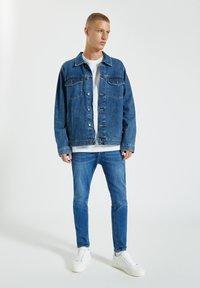 PULL&BEAR - Jeans Skinny Fit - blue-grey - 1