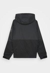 Nike Sportswear - AIR - Overgangsjakker - black/smoke grey/white - 1