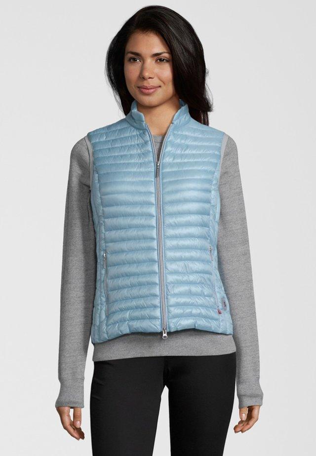 Waistcoat - light blue