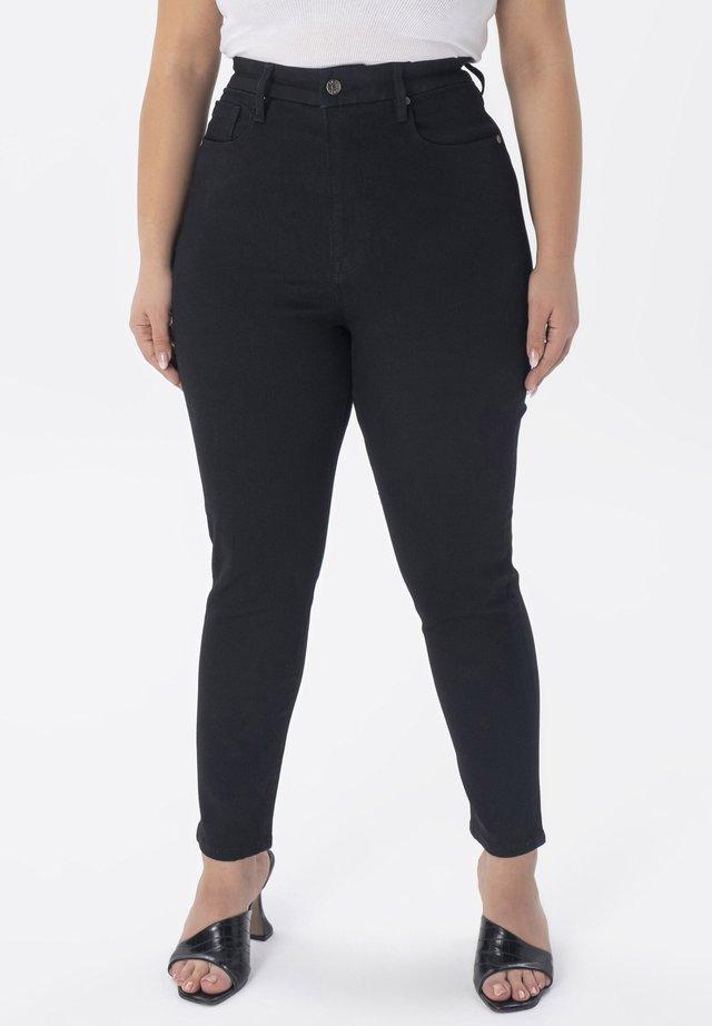 SKINNY  - Jeans Skinny Fit - schwarz