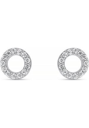 FAVS. DAMEN-OHRSTECKER 925ER SILBER 26 ZIRKON - Earrings - silber