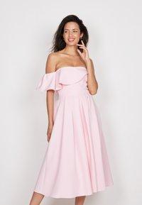 True Violet - FRILL FIT  - Day dress - pink - 3