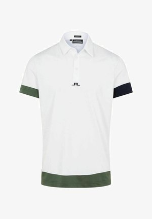 PER  - Polo shirt - thyme green