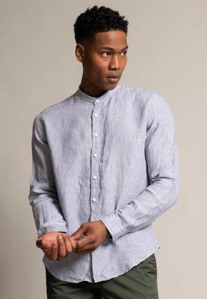 MANDARIN - Shirt - silber