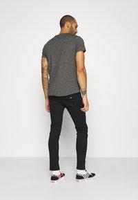 Tommy Jeans - SIMON  - Jeans slim fit - new black - 2