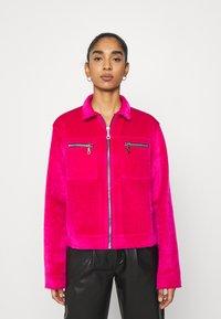 The Ragged Priest - TRICK JACKET - Summer jacket - pink - 0