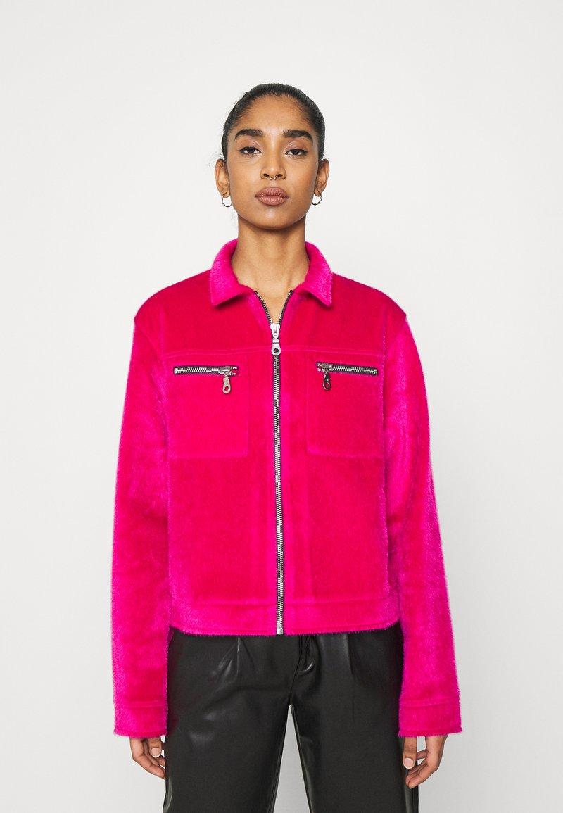 The Ragged Priest - TRICK JACKET - Summer jacket - pink