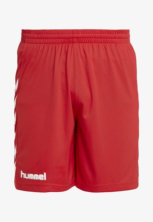CORE SHORTS - Urheilushortsit - true red pro
