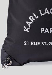 KARL LAGERFELD - RUE ST GUILLAUME - Rucksack - black - 4